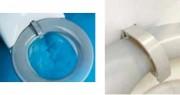 Wc hygiénique pour module sanitaire - Consommation environ 0,0040 Kwh par rotation