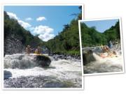 Week end rafting en Auvergne - Randonnée au fil de l'eau sur 1/2 journée ou plusieurs jours