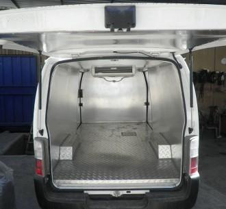 Aménagement véhicule utilitaire frigorifique - Devis sur Techni-Contact.com - 1
