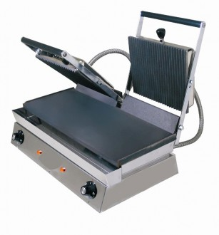 Infra grill duo 4400 W - Devis sur Techni-Contact.com - 1