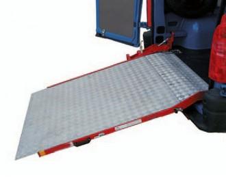 Pont de chargement antidérapant - Devis sur Techni-Contact.com - 3