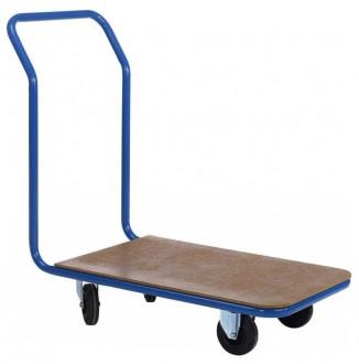 Chariot de transport marchandises - Devis sur Techni-Contact.com - 1