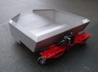 Benne basculante hydraulique - Devis sur Techni-Contact.com - 1