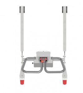 Chariot manipulateur fûts et bobines - Devis sur Techni-Contact.com - 3