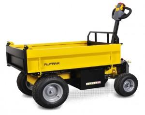 Chariot électrique avec plateau à ridelles 500kg - Devis sur Techni-Contact.com - 1