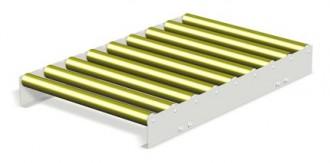 Convoyeurs de palettes à rouleaux libres hauteur 190 mm - Devis sur Techni-Contact.com - 1