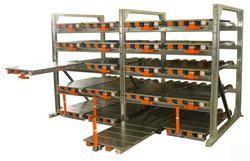 Rayonnage ergonomique à tiroirs acier - Devis sur Techni-Contact.com - 1