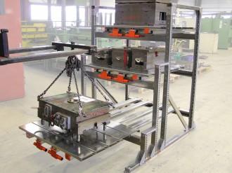 Rayonnage ergonomique à tiroirs acier - Devis sur Techni-Contact.com - 2