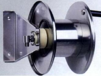 Enrouleur manuel acier simple bras - Devis sur Techni-Contact.com - 1