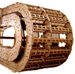 Chaines porte-câbles en métal - Devis sur Techni-Contact.com - 3