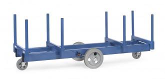 Chariot pour charges longues 2000 Kg - Devis sur Techni-Contact.com - 1