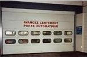 Portes sectionnelles - Devis sur Techni-Contact.com - 1