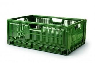 Bac alimentaire pliable 600 x 400 mm - Devis sur Techni-Contact.com - 1