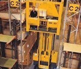 Chariot préparation commandes bois 1500 Kg - Devis sur Techni-Contact.com - 1