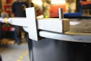 Barres de levier pour fût - Devis sur Techni-Contact.com - 2