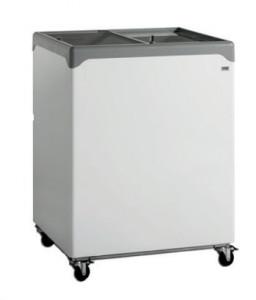 Conservateur à glace avec couvercles coulissants - Devis sur Techni-Contact.com - 1