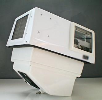 Caisson isotherme avec groupe frigorifique homologué - Devis sur Techni-Contact.com - 2