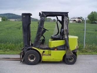 Chariot elevateur diesel d'occasion - Devis sur Techni-Contact.com - 1