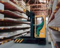 Chariot latéral électrique pour l'intérieur 4000 Kg - Devis sur Techni-Contact.com - 1