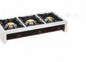 Réchaud gaz 3 feux - Devis sur Techni-Contact.com - 1
