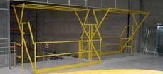 Mezzanine industrielle a plancher métallique - Devis sur Techni-Contact.com - 2