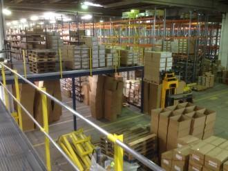 Mezzanine industrielle a plancher métallique - Devis sur Techni-Contact.com - 3