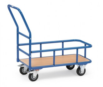 Chariots de magasin en tube d'acier - Devis sur Techni-Contact.com - 1