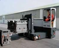 Chariot latéral électrique pour l'intérieur 5500 Kg - Devis sur Techni-Contact.com - 1