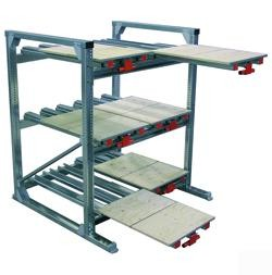 Rayonnage ergonomique à tiroirs bois - Devis sur Techni-Contact.com - 1