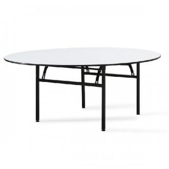 Table ronde pliante de réunion - Devis sur Techni-Contact.com - 1