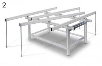 Table de montage assemblage - Devis sur Techni-Contact.com - 2