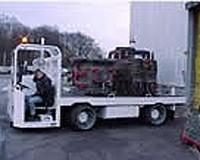 Remorque de manutention sur mesure charge 30 Tonnes - Devis sur Techni-Contact.com - 2