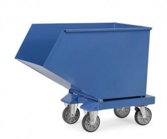 Mini chariot benne 4 roues - Devis sur Techni-Contact.com - 2