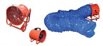 Ventilateur extracteur industriel - Devis sur Techni-Contact.com - 1
