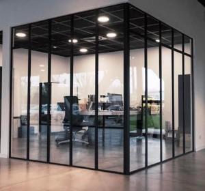 Cloison vitrée amovible - Devis sur Techni-Contact.com - 4