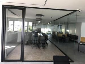 Cloison vitrée amovible - Devis sur Techni-Contact.com - 5
