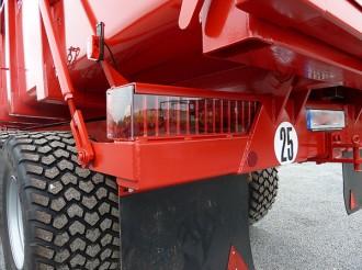 Remorque agricole 2 essieux - Devis sur Techni-Contact.com - 2