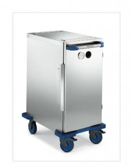 Chariot isotherme en inox - Devis sur Techni-Contact.com - 1
