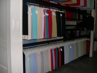 Stockeur rotatif vertical pour vêtements - Devis sur Techni-Contact.com - 1