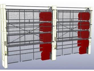 Stockeur rotatif vertical pour vêtements - Devis sur Techni-Contact.com - 3