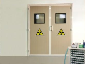 Bloc porte anti rayons X - Devis sur Techni-Contact.com - 1