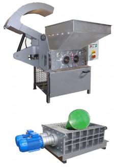 Broyeur déchiqueteur de déchets - Devis sur Techni-Contact.com - 3