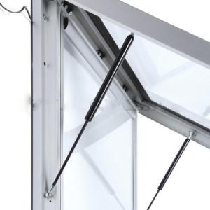 Vitrine lumineuse d'extérieur LED - Devis sur Techni-Contact.com - 4