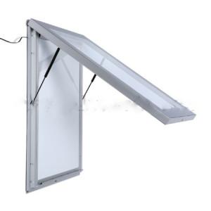 Vitrine lumineuse d'extérieur LED - Devis sur Techni-Contact.com - 7