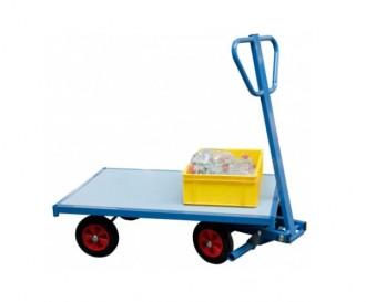 Chariot à essieu pivotant - Devis sur Techni-Contact.com - 1