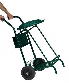 Chariot de voirie 110L - Devis sur Techni-Contact.com - 1