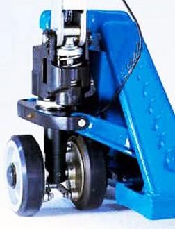 Transpalette spécial frein - Devis sur Techni-Contact.com - 2