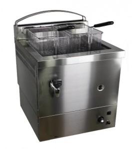 Friteuse foraine gaz 10 Litres - Devis sur Techni-Contact.com - 1