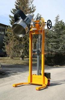 Chariot basculeur de fûts - Devis sur Techni-Contact.com - 2