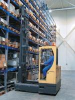 Chariot électrique latéral 2000 Kg - Devis sur Techni-Contact.com - 1